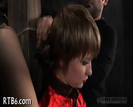 Lusty Collaring For Sweet Babe - scene 1