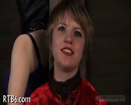 Lusty Collaring For Sweet Babe - scene 5