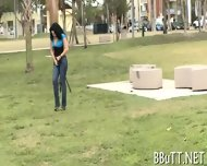 Girls Get Banged By Men - scene 4