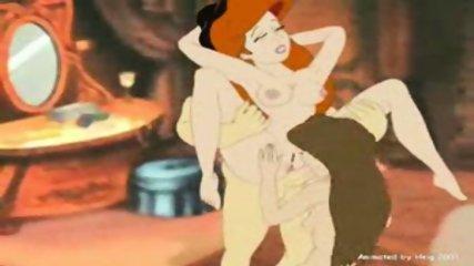 Disney Gals - scene 9