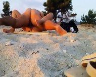We Like To Fuck On The Beach - scene 10