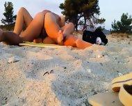 We Like To Fuck On The Beach - scene 12