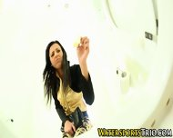 Pissing Chick Gets Fucked - scene 3