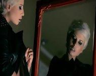 Mysterious Woman Masturbates With Dildo - scene 8