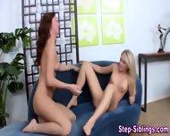 Stepsis Eats Teens Pussy - scene 9