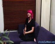 Real Aussie Lesbos Grope - scene 11