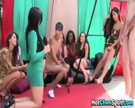 Cfnm Babes Degrade Creep - scene 10