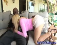 Step Teen Blows Black - scene 7