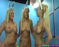 Busty Blonde Pornstars - scene 6