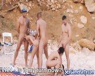 Sex Game Group Orgy Suck - scene 11