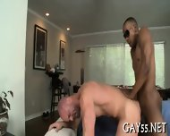 Buddy Gets Ass Stretched - scene 9