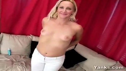 Blond Persia rubs - scene 1