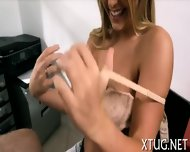 Ball-licking Mixed With Blowjob - scene 5
