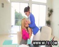 Serious Lesbian Kissing - scene 8