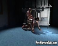 3d Babe Getting Fucked Hard Doggystyle By Iron Man - scene 12