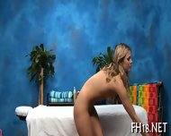 Oily Massage With Deep Drilling - scene 1