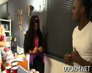 Savvy And Hot Group Fornication - scene 1