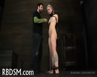 Bounded Slave Needs Pleasuring - scene 5