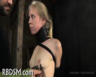 Bounded Slave Needs Pleasuring - scene 6