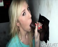 Filling Babe S Mouth With Cock - scene 3
