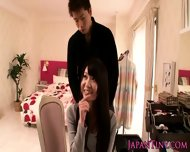 Tiny Japanesebabe Roughly Doggystyle Banged - scene 1