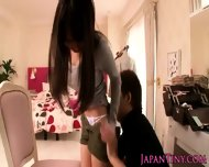 Tiny Japanesebabe Roughly Doggystyle Banged - scene 4