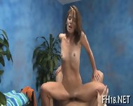 Creampie Delight With Hot Nubile - scene 9