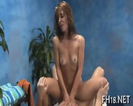 Creampie Delight With Hot Nubile - scene 11