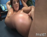 Creampie Delight With Hot Nubile - scene 7