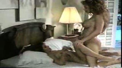 Lesbians hopping in Bed - scene 8