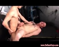Straight Tugging Twink Gets Ass Fucked - scene 6