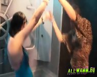 Horny Euro Teens Party Time - scene 12