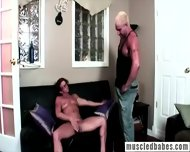 Muscled Milf Shows Her Body - scene 5