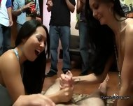 Asa Akira Sucking And Fucking Lucky Stud At College Party - scene 8