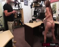 Sexy Crazy Stripper Woman Sells A Firearm From Her Bf Gets Fucked - scene 6