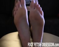Rub Our Feet While Lusting Over Our Pedicure - scene 8