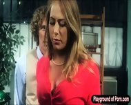 Pretty Blonde Teen Girl Carter Cruise Banged And Facialed - scene 1