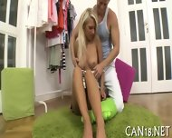 Angel Gets Her Pussy Ravished - scene 7