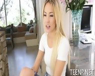Sexy Gf Can T Resist Seduction - scene 4