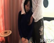 Asian Gal Gives Hot Blow - scene 2