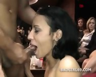 Wild Lonely Wives Suck Male Stripper - scene 11