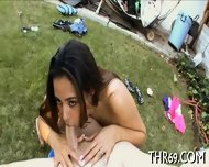 Horny Darling Seeks A Giant Choad - scene 10