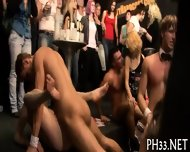 Salacious Group Pleasuring - scene 2