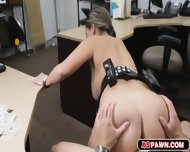Busty Hot Babe Having A Meaty Hard Cock - scene 7
