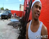 Cock For Gay Black Butt - scene 4