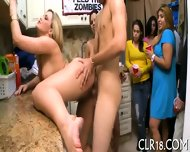 Bold And Salacious Orgy Party - scene 2