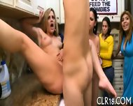 Bold And Salacious Orgy Party - scene 4