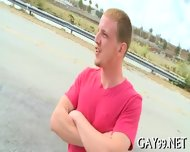 Black And White Gay Sex - scene 1