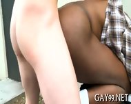 Black And White Gay Sex - scene 10