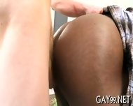Black And White Gay Sex - scene 12